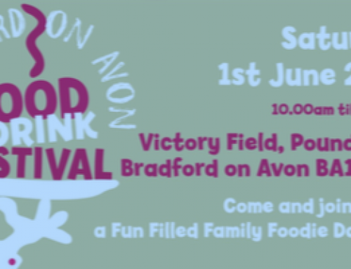 Introducing a brand new event in the UK Foodie Calendar: Bradford on Avon Food & Drink Festival.
