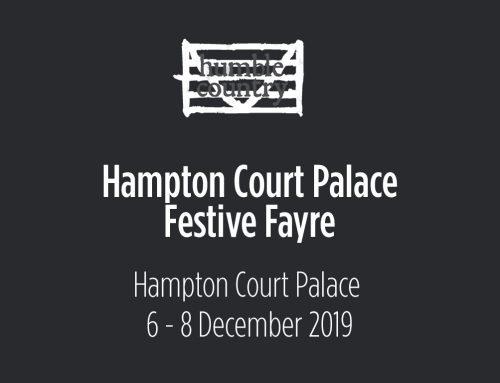Hampton Court Palace Festival Fayre 2019