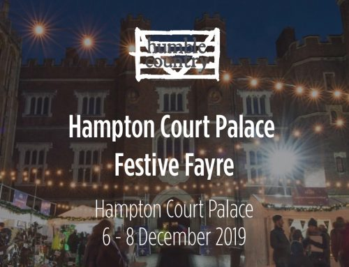 Hampton Court Palace Festive Fayre 2019