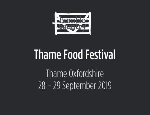 Thame Food Festival 28th-29th of September 2019